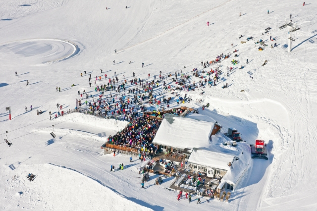 Val Thorens La Folie Douce 2